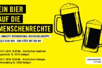 Bier auf die Menschenrechte Header